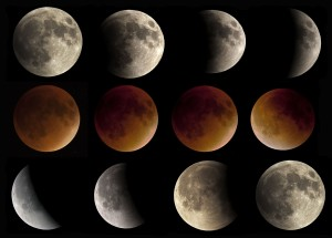 "Total lunar eclipse of September 27, 2015 by AAS imager Bruce ""Chuck"" Card"
