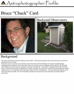 Bruce Card - Photographer Profile