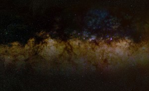 Milky Way mosaic by Ken Cleveland