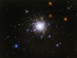 Globular Cluster M13 by Kevin Boucher