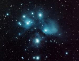 Pleiades by Len Dipinto