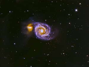 Galaxy M51 by Kevin Boucher